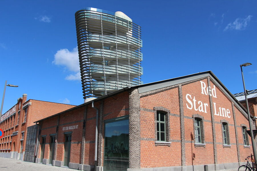 Antwerpen: Red Star Line en Chocolate Nation